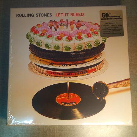 Rolling Stones : Let It Bleed LP BOX /Виниловая пластинка /VL / SACD