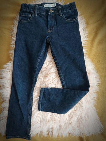 Spodnie jeansy 134 Detroit jak nowe
