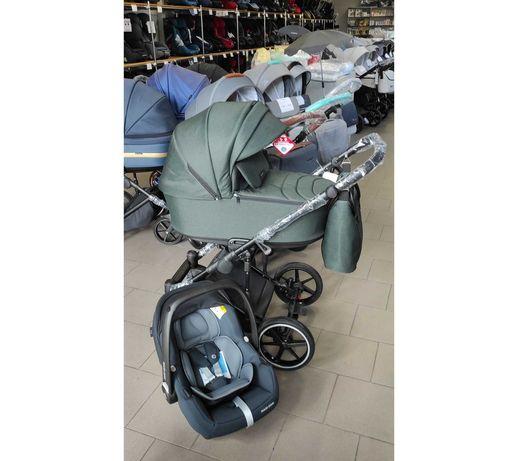 Wózek Adamex Zico + Maxi-Cosi Tinca - zestaw 3w1