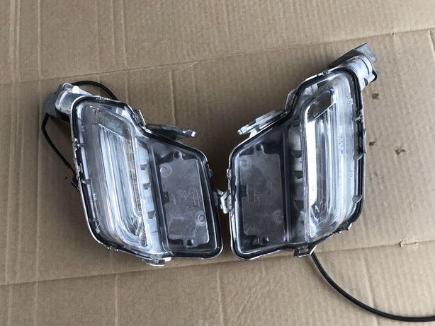 Volvo xc60 lift led światło do jazdy dziennej