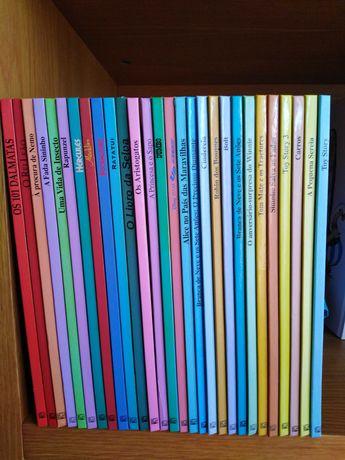 Coleção Livros Disney