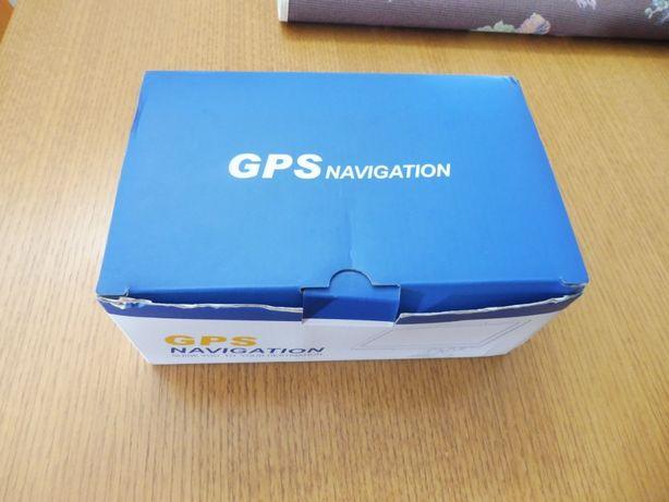 GPS Profissional para Autocarro e Camião de 7' (NOVO)