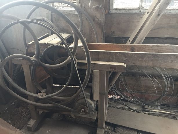 Січкарня електрична, корморезка с мотором