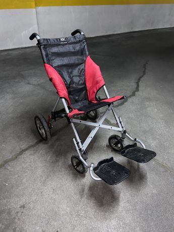 Cadeira de rodas adaptada CONVAID