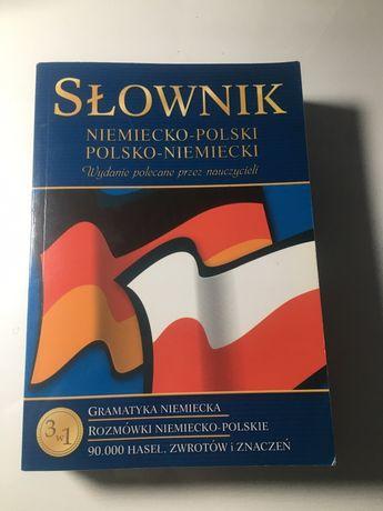 Słownik niemiecko-polski / polsko-niemiecki Greg