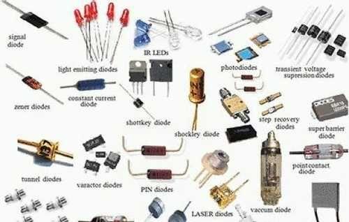 Резистор,транзистор,конденсатор,диод,радиодетали