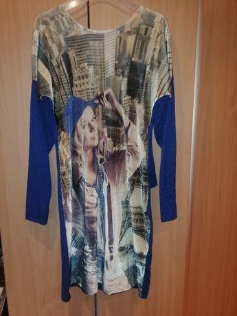Платье для девочки на 176 см