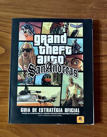 GTA SanAndreas Guia de estratégia oficial