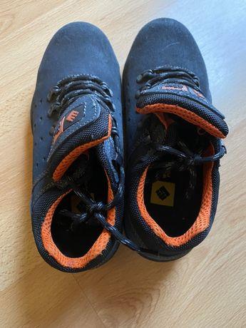 Sapatos biqueira aço
