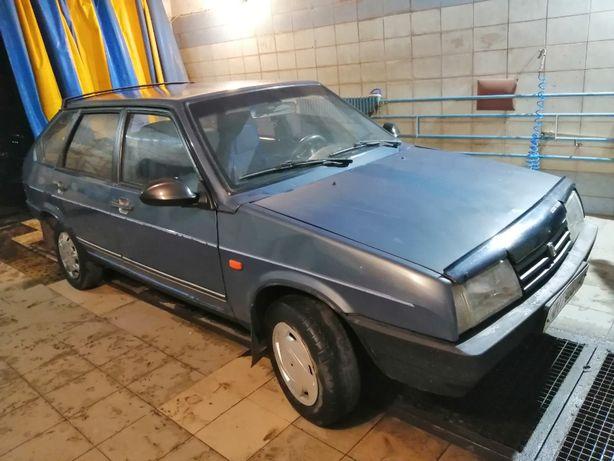 ВАЗ -2109 газ - бензин