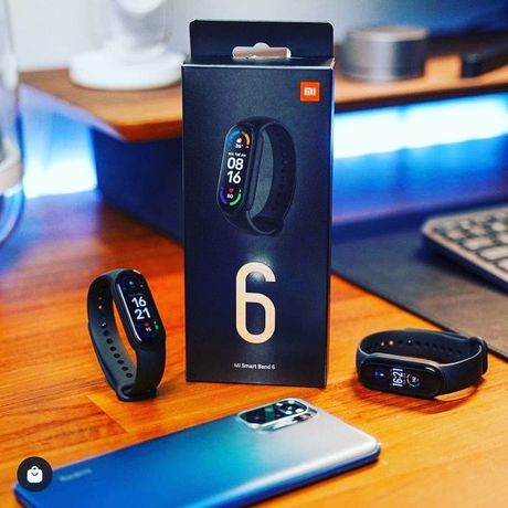 Xiaomi Miband 6 global