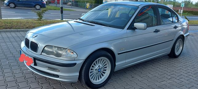 BMW 316i e46 2001r Manual