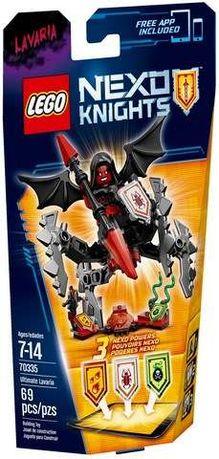 Lego Nexo Knights 70335 ULTIMATE LAVARIA - nowe