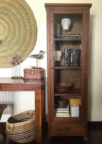 armario, vitrine, livreiro, cristaleira, louceiro, rustica