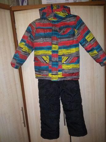 Комбинезон зимний куртка термо