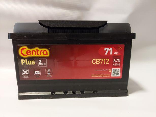 Akumulator CENTRA PLUS CB712 71AH 670A 12V