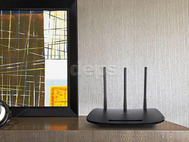 продам б/у в отличном рабочем состоянии роутер TP-Link WR940N