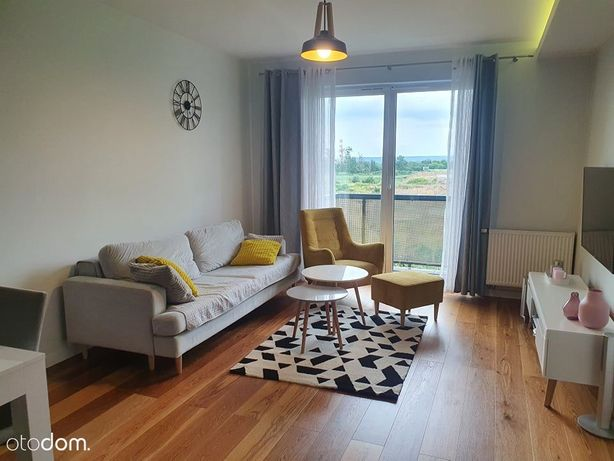 Wynajmę 2-pokojowe mieszkanie z balkonem