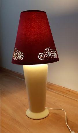 Lampka stołowa wysokości 55cm