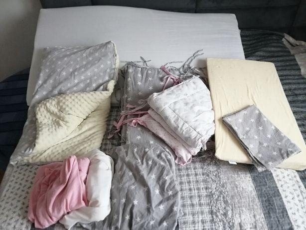 Akcesoria do łóżeczka