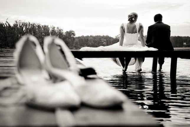 Zaręczyny / Ślub nad jeziorem / sesja zdjęciowa