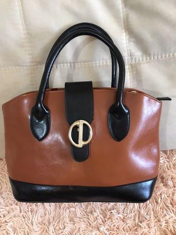 Кожаная сумка miraton