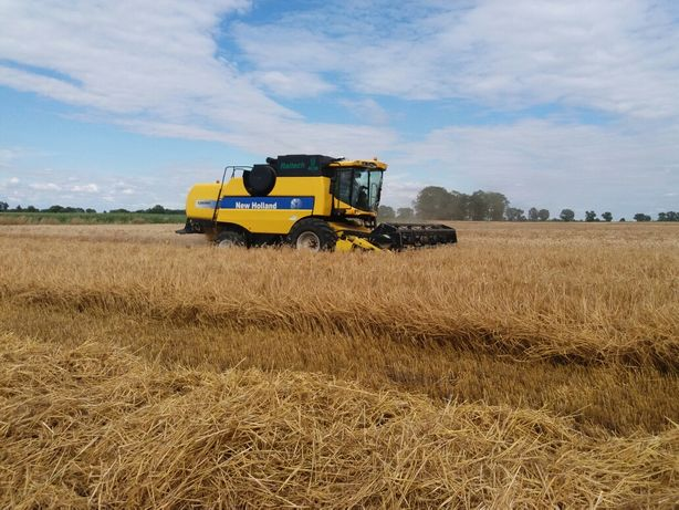 Usługi rolnicze Wynajem Ciągników Prasowanie Słomy Koszenie zbóż Siew