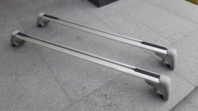 Bagażnik dachowych na Relingi BMW serii 3 kombi e91 - ORYGINALNY (e90)