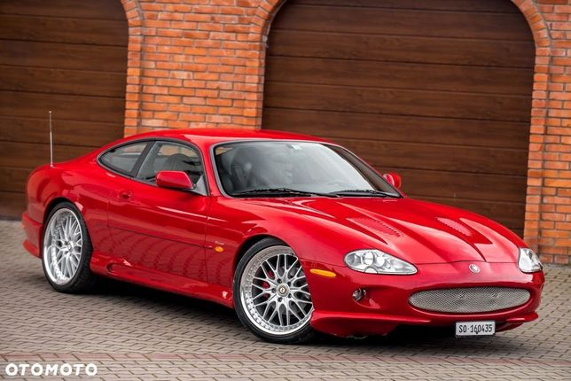 Jaguar Xk Xk R 4.0 V8,363km,Ritter Design,82
