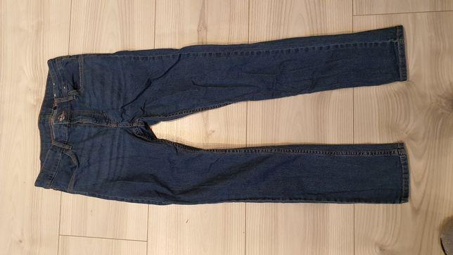 Spodnie jeansy h&m 152