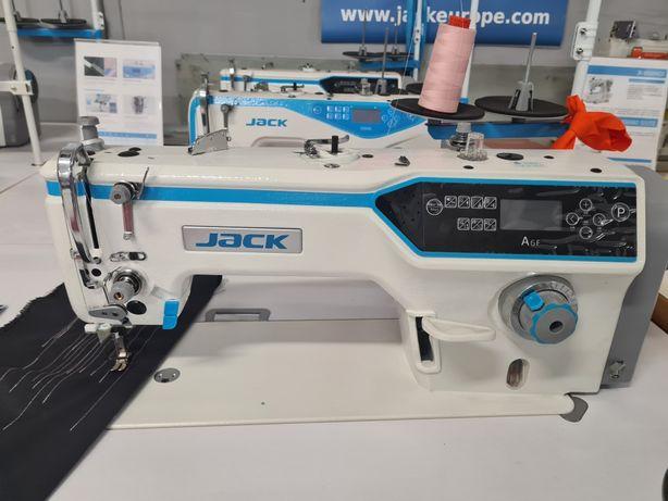 Stębnówka Jack A6F Igłowy Transport Automat Nowa ! JUKI/ wysyłka grati