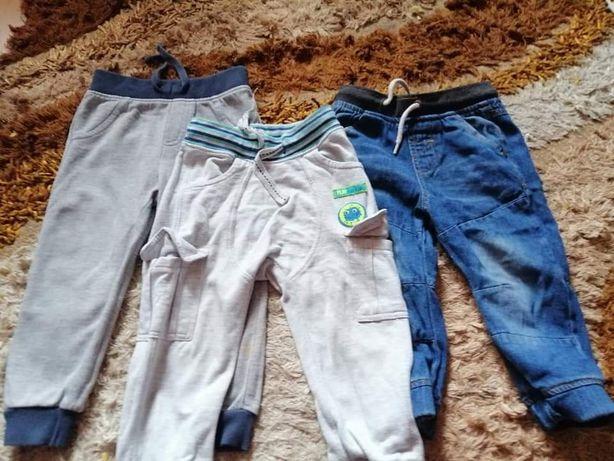11 par spodni rozmiar 86