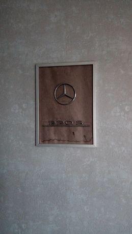 Mercedesa rekl loftt dla fana kolekcjonera marki
