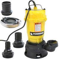 Pompa do wody czystej brudnej szamba zatapialna