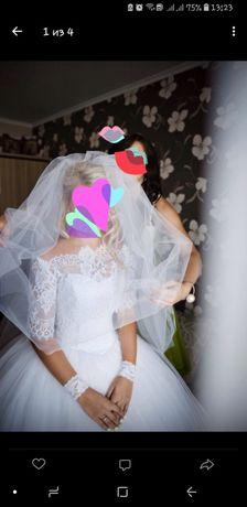 Свадебное платье под ремонт