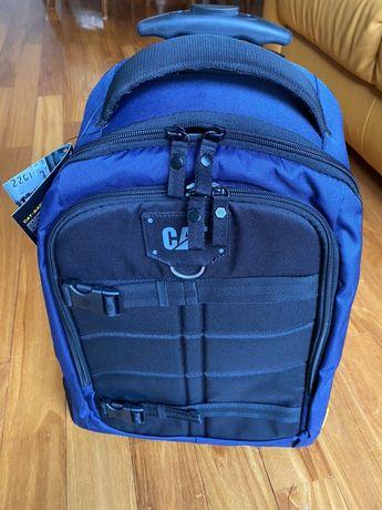 Plecak na kółkach CAT Derrick II