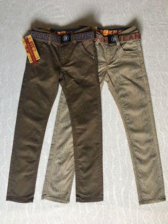 Брюки на мальчика. Котоновые штаны. Размер 24-29. Опт/Розница