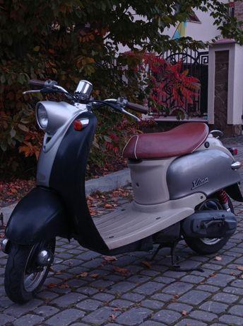 Скутер Yamaha Vino 2t  в ідеальному стані