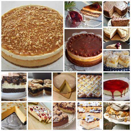 Ciasta i torty na każdą okazję. Ciasta i ciasteczka zapisy na święta.