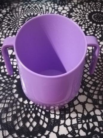 Doidy cup kubeczek lawendowy liliowy