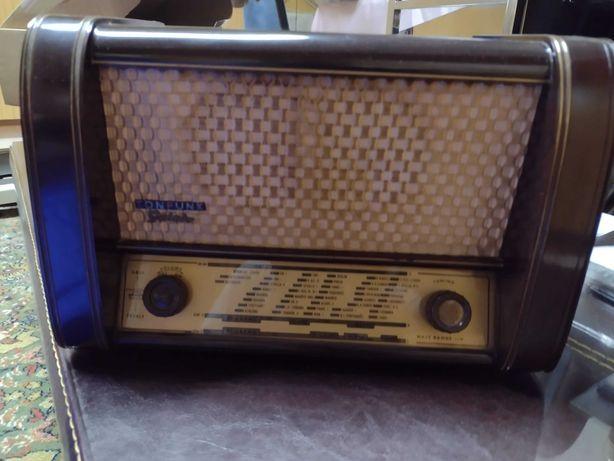 Rádio antigo da Tonfunk