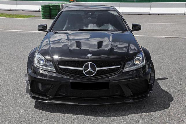 Wloty Powietrza Mercedes W204 C63 AMG