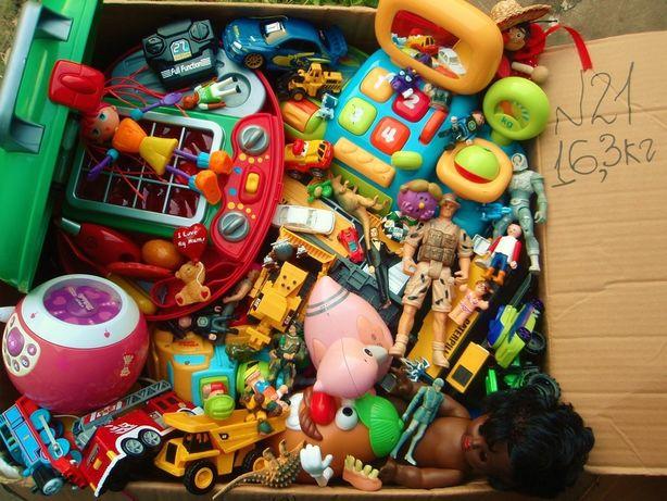 Іграшки секонд хенд оптом