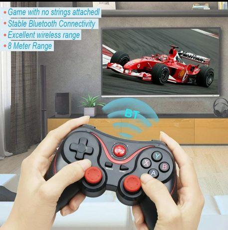 Джойстик геймпад для смарт ТВ приставки андроид android TV gamepad box