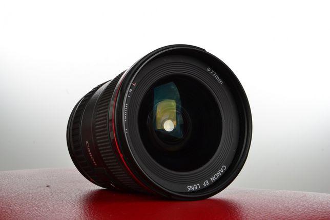 Obiektyw Canon 17-40 mm f/4L EF USM