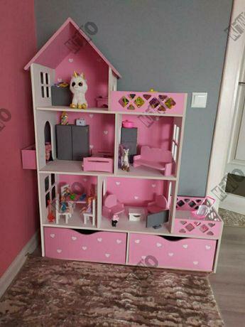 Кукольный домик Барби лол принцесса слайм замок