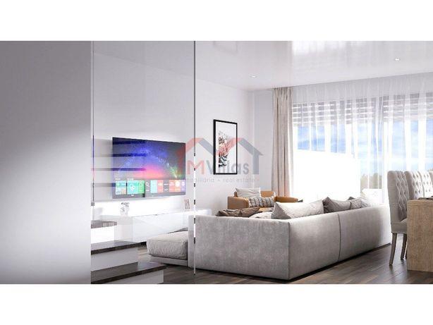 Apartamento T1 novo com garagem – Tavira
