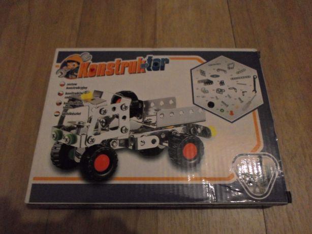 Konstruktor ciężarówka 112el nowe