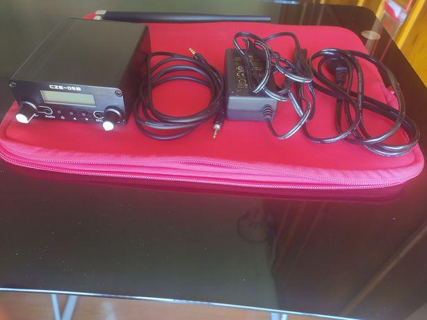 Transmissor FM de rádio ou de broadcast