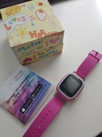 Срочно! Smart watch (детские GPS часы с трекером) TD-02